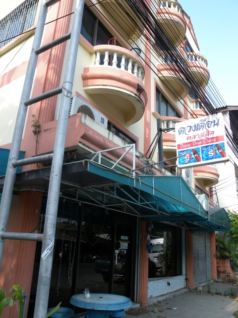 Chiang mai soapy massage parlour brothel for Classic house chiang mai massage