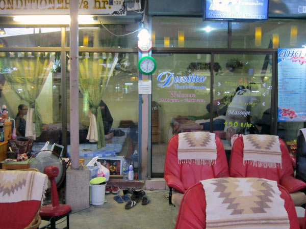 Dusitta Thai Massage @Kalare Night Bazaar