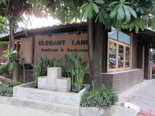 Elegant Lanna Boutique & Restaurant