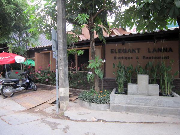 Elegant Lanna Boutique & Restaurant