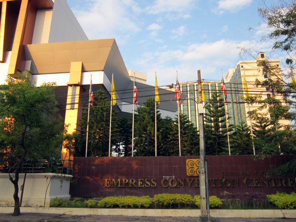 Empress Convention Centre