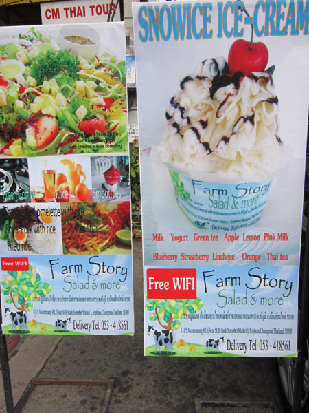 Farm Story Salad & More Restaurant