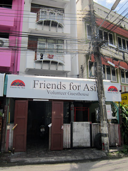 Friends for Asia Volunteer Guesthouse