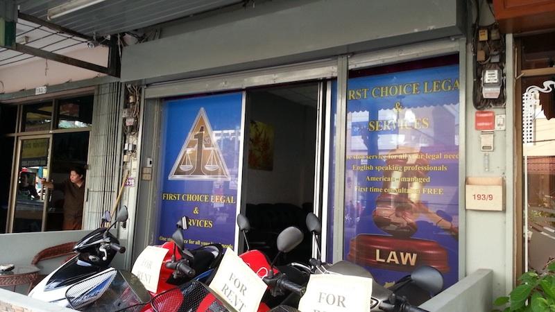 First Choice Legal & Services Co. Ltd.