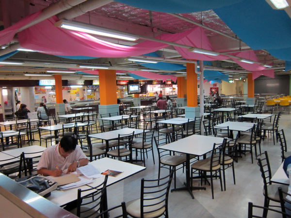 Food Court @Pantip Plaza 4th floor
