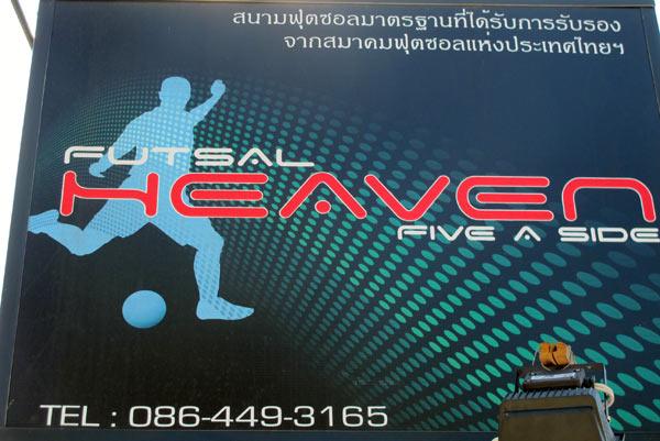 Futsal Heaven Five A Side