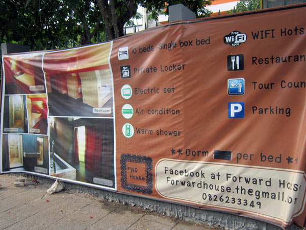 FWD House Hostel