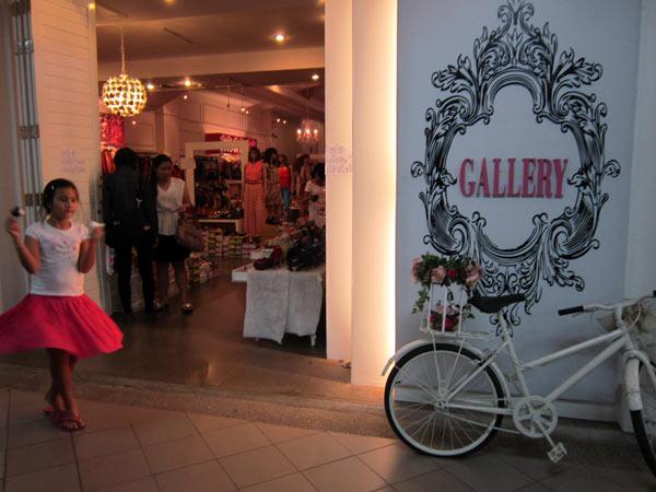 Gallery @Kad Suan Kaew