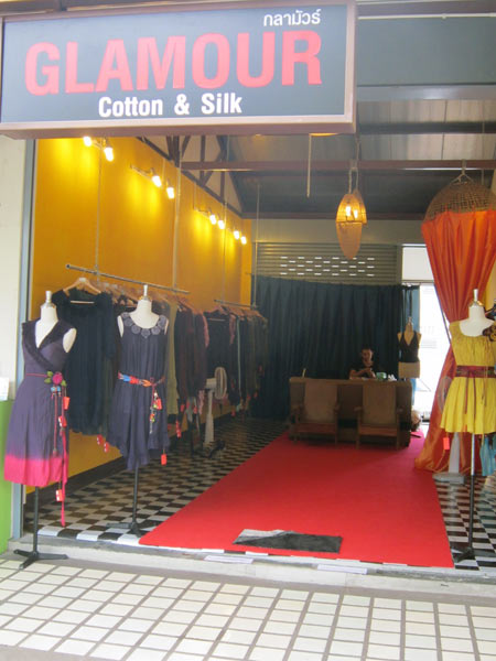 GLAMOUR Cotton & Silk