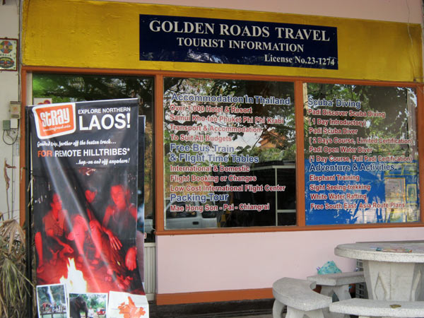 Golden Roads Travel