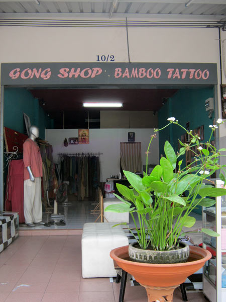 Gong Shop & Mana Bamboo Tattoo
