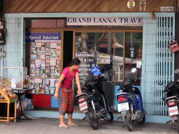 Grand Lanna Travel