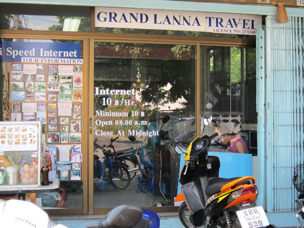Grand Lanna Travel