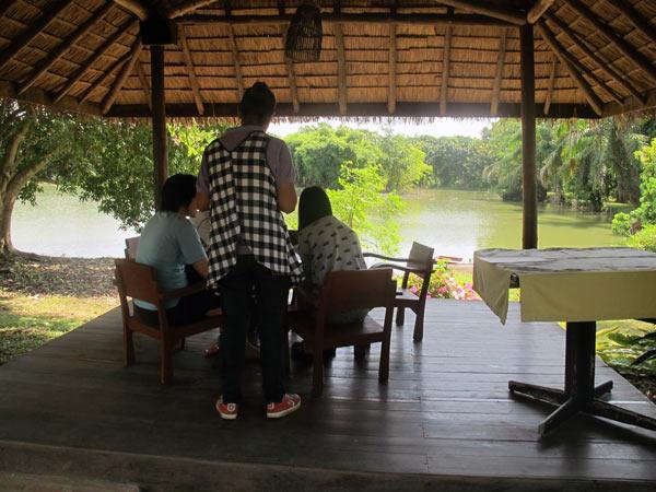Grandma's Kitchen @Mae-Rim Lagoon Hotel