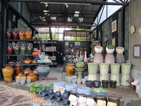 Green Corner @Kamthieng Flower Market