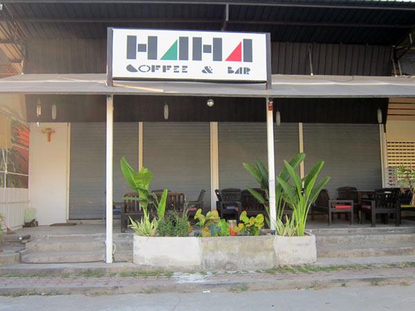 Haha Coffee & Bar