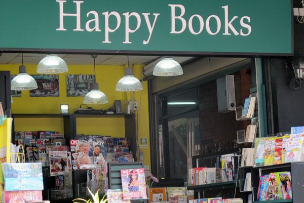 Happy Books @Tall Teak Plaza