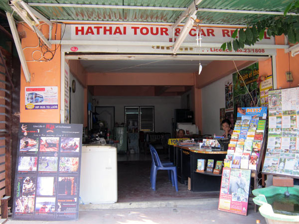 Hathai Tour & Car Rental