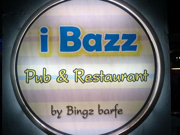 i Bazz by Bingz barfe