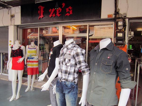 IZe's (Tanin Rd)