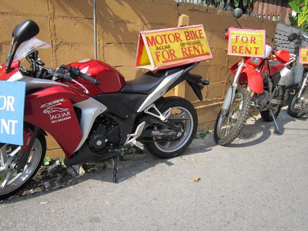 Jaguar Motorbike & Car Rent (Ratvithi Lane 1)
