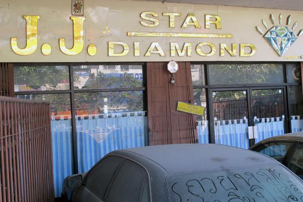 J.J. Star Diamond