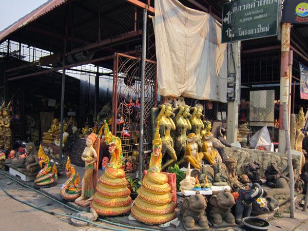 Kamthieng Flower Market