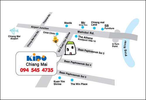 KiDO Chiang Mai
