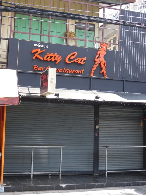 Kitty Cat Bar & Restaurant