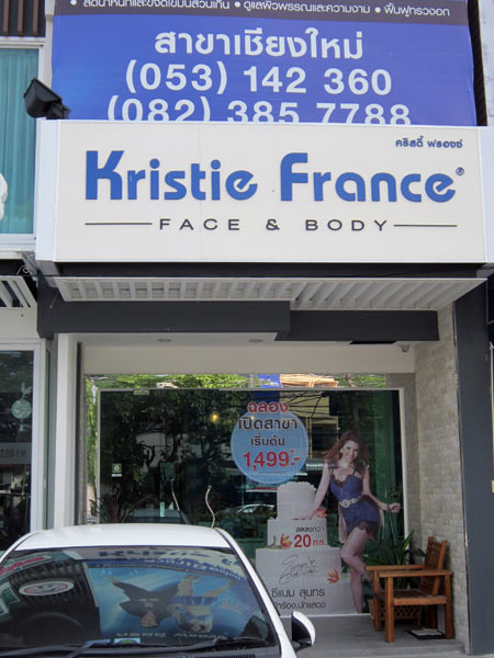 Kristie France Face & Body
