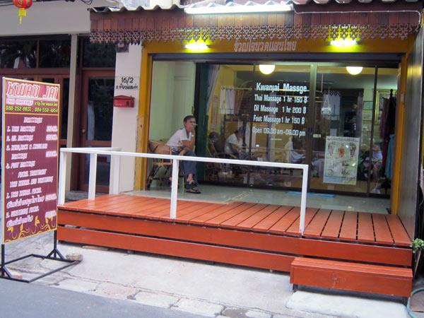 Kwan Jai Thai Massage
