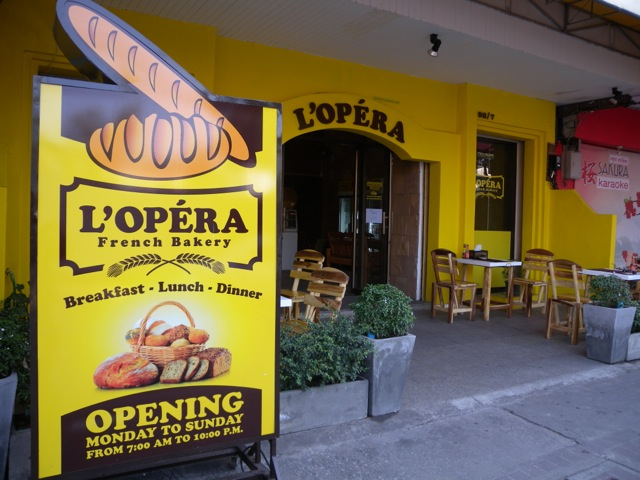 L'Opera French Bakery