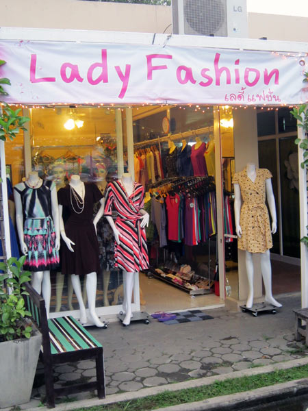 Lady Fashion
