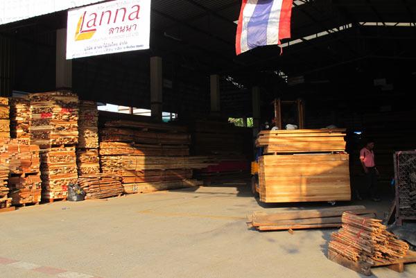 Lanna Thai Plywood Co., Ltd.