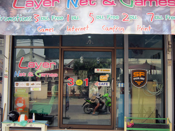 Layer Net & Games