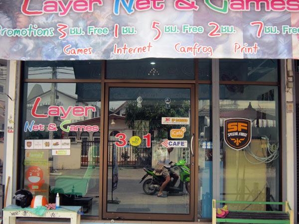 Layer Net & Games