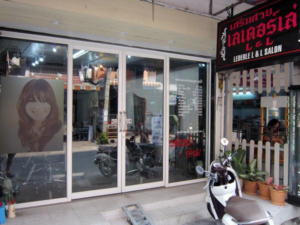 Lederle L&L Salon