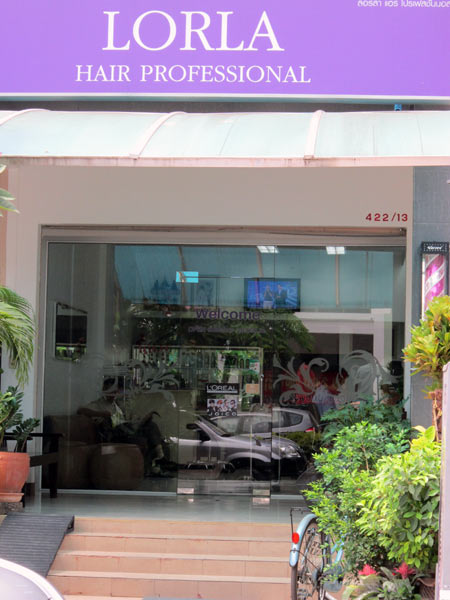 Lorla Hair Professional @Chiang Mai Land