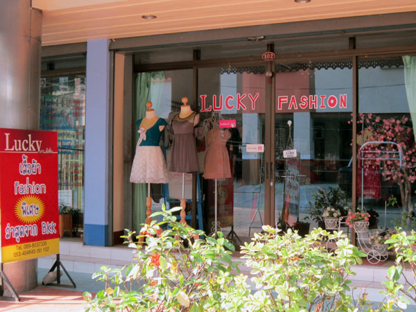 Lucky Fashion @Impala Mansion
