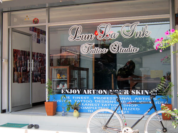 Lun La Ink Tattoo Studio