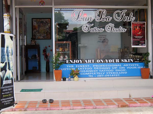 Lun La Ink Tattoo Studio