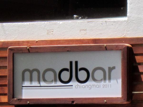 Mad Bar Chiangmai 2011