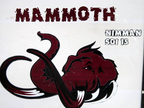 Mammoth Nimman Soi 15 @Perfect Houses