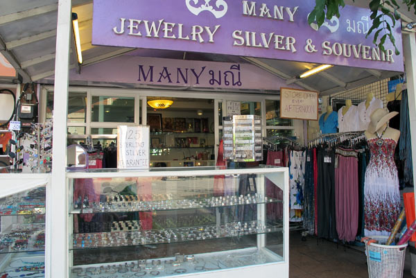 Many Jewelry Silver & Souvenir