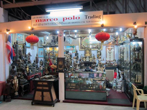 marco polo Trading @Kalare Night Bazaar