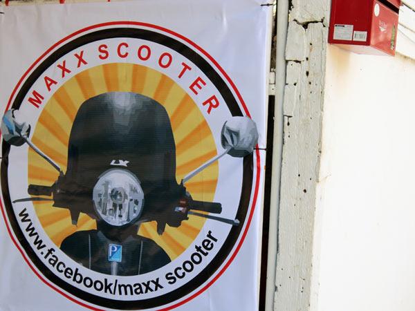 Maxx Scooter