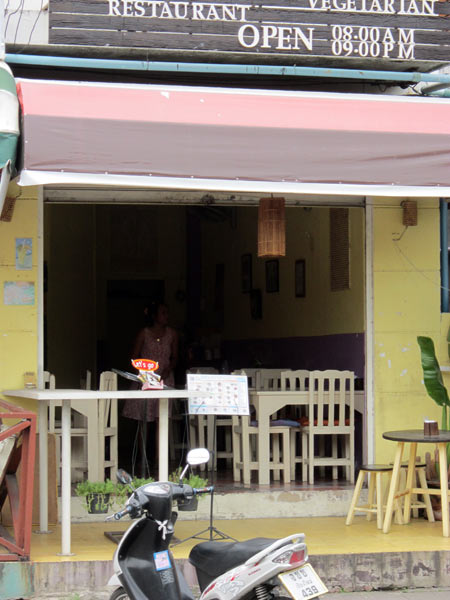 May Kaidee's Vegetarian Restaurant