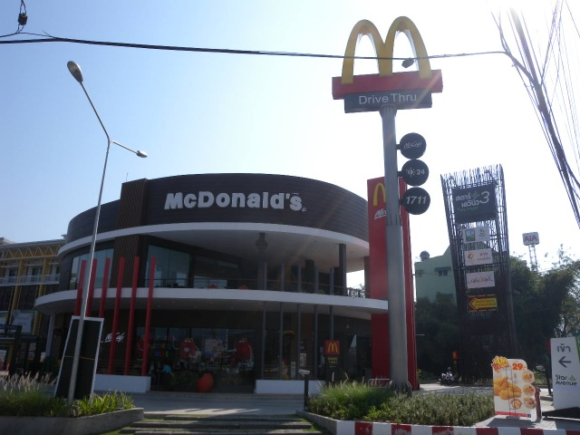 Mc Donald's Cafe & Drive Through @Star Avenue 3