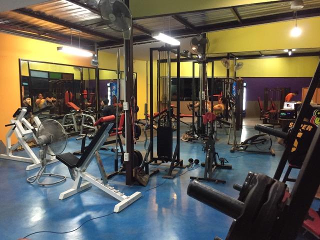 Metal Gym Club