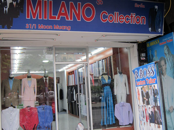 Milano Collection